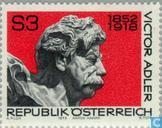 Postage Stamps - Austria [AUT] - Victor Adler, 60 years
