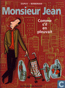 Comic Books - Meneer Johan - Comme s'il en pleuvait