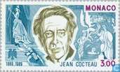 Postzegels - Monaco - Cocteau, Jean