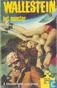 Comics - Wallestein het monster - 4 bloedrode robijnen