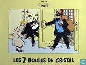 Affiches et posters - Bandes dessinées - Les 7 Boules de Cristal