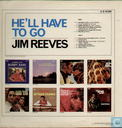 Disques vinyl et CD - Reeves, Jim - He'll have to go