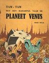 Bandes dessinées - Tam-Tam - Met den radarpijl naar de planeet Venus