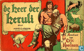 Comic Books - Eric the Norseman - De heer der Heruli