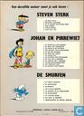 Strips - Johan en Pirrewiet - De slotheer van Schoonburg