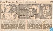 Comics - Bommel und Tom Pfiffig - Tom Poes en de rare uitvinding