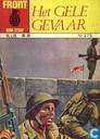 Comics - Front [Mini-strip] - Het Gele Gevaar
