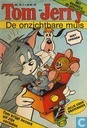 Comic Books - Tom and Jerry - De ontzichtbare muis