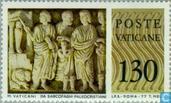 Postzegels - Vaticaanstad - Sarcofagen
