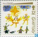 Timbres-poste - Guernesey - Children's