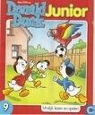Bandes dessinées - Donald Duck junior (tijdschrift) - Donald Duck junior 9