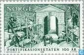 Postzegels - Noorwegen - Militaire jubilea