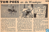 Bandes dessinées - Tom Pouce - Tom Poes en de Wraakgier