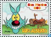 Postzegels - San Marino - Comics