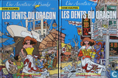 Comics - Franka - Les dents du dragon 1
