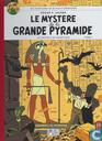Bandes dessinées - Blake et Mortimer - Le mystere de la grande pyramide 1 - Le papyrus de Manethon