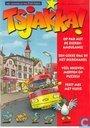 Strips - Tsjakka! (tijdschrift) - 2000 nummer  2