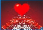 Dit hart is voor jou