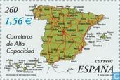 Timbres-poste - Espagne [ESP] - Ministère de la fonction publique 1851-2001