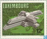 Postage Stamps - Luxembourg - European Investment bank