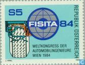 Timbres-poste - Autriche [AUT] - FISITA Congrès