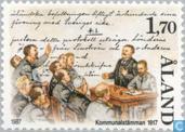 Postzegels - Aland [ALA] - 70 jaar vergadering
