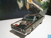 Model cars - Johnny Lightning - Plymouth Belvedere GTX 'Coca Cola'