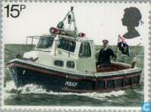 Postage Stamps - Great Britain [GBR] - Police 1829-1979