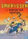 Comic Books - Smerissen - Venten van agenten