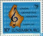 Postage Stamps - Luxembourg - Europe – Music Year