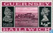 Gezichten op Guernsey