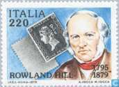 Postage Stamps - Italy [ITA] - Sir Rowland Hill