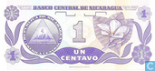 Bankbiljetten - Banco Central de Nicaragua - Nicaragua 1 Centavo