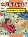 Comic Books - Jo and Co - De omgekeerde piramide