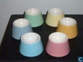 Céramique - Pastel - Hoenderloo - Eierdopje