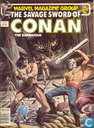 Comic Books - Conan - The Savage Sword of Conan the Barbarian 92