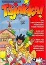 Strips - Tsjakka! (tijdschrift) - 2000 nummer  6