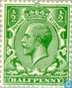 George V Watermark GvR multiples