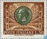 Postage Stamps - Italy [ITA] - Pietro Mascagni
