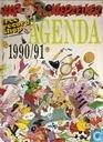 Joop Klepzeiker agenda 1990/91