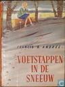 Livres - Borrebach, Hans - Voetstappen in de sneeuw