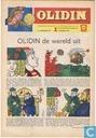 Strips - Olidin (tijdschrift) - Olidin 1