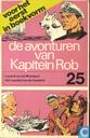 Bandes dessinées - Capitaine Rob - De avonturen van Kapitein Rob 25