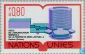 Postage Stamps - United Nations - Geneva - WIPO