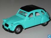 Model cars - Siku - Citroën 2CV