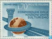 Postage Stamps - Italy [ITA] - United Nations Conference