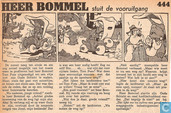 Comic Books - Bumble and Tom Puss - Heer Bommel stuit de vooruitgang