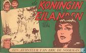 Strips - Eric de Noorman - De koningin van de eilanden