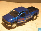 Voitures miniatures - Welly - Chevrolet Silverado 'Coca-Cola'