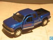 Modelauto's  - Welly - Chevrolet Silverado 'Coca-Cola'